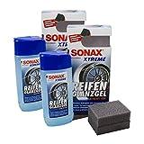 SONAX 2X 02351000 Xtreme Reifenglanzgel 250ml