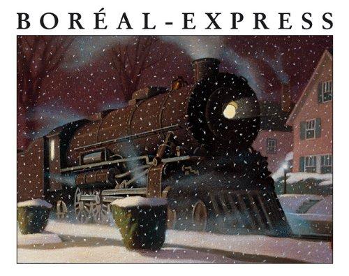 Boréal-Express par Van Allsburg Chris
