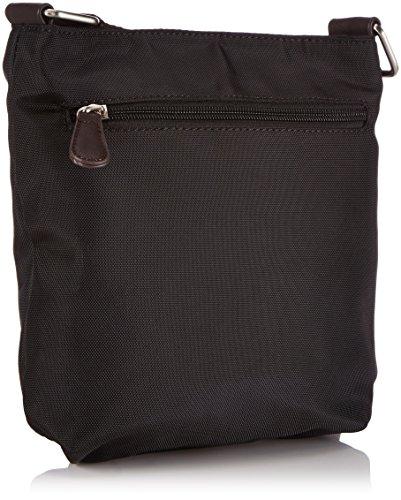Betty Barclay Trend K-005 TD Damen Umhängetaschen 22x22x6 cm (B x H x T) Schwarz (Black)