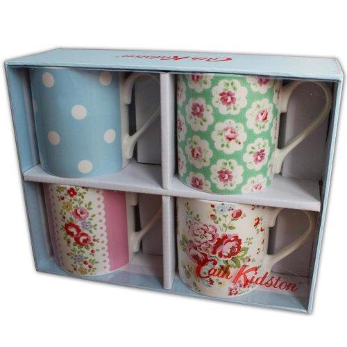 Cath Kidston Spray Flower Assted Gift Box Larch Mug