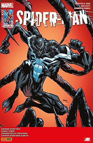 Spider-Man 2013 014 Cover Librairie