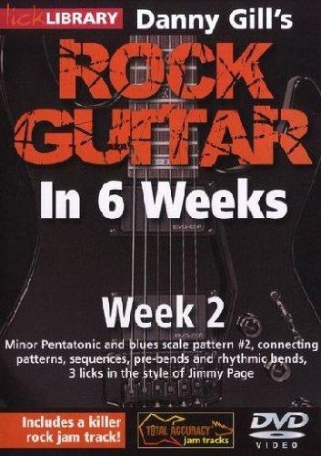 Preisvergleich Produktbild Rock Guitar in 6 Weeks - Week 2