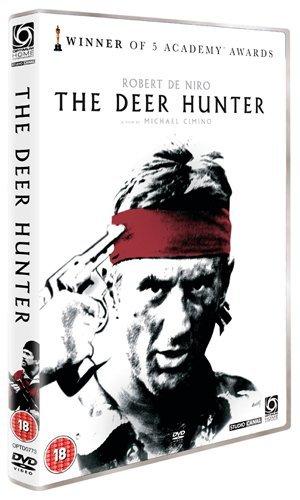 The Deer Hunter [DVD] [1978] [Region2] Requires a Multi Region Player (Hunter Dvd Deer)