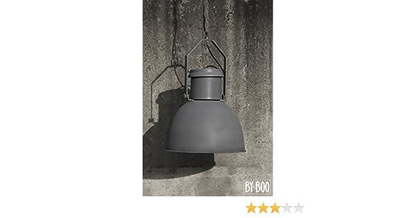 By Boo Lampen : Deckenleuchte factory industrie fabriklampe lampe deckenlampe