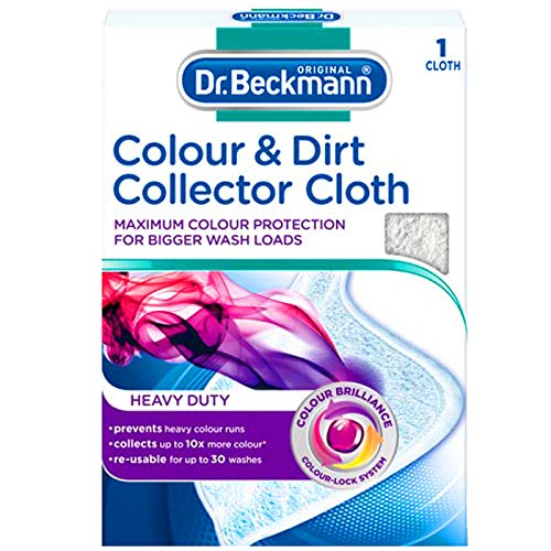 Dr Beckmann Color & Dirt Collector Tuch (bis 30 Waschgänge)