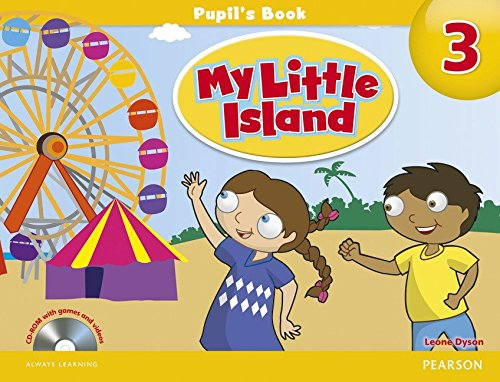 My Little Island Level 3 Student's Book and CD ROM Pack por Leone Dyson