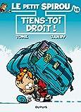 Le Petit Spirou - tome 15 - Tiens-toi droit