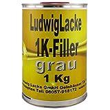 1K Füller Grau 1 kg Grundierfüller