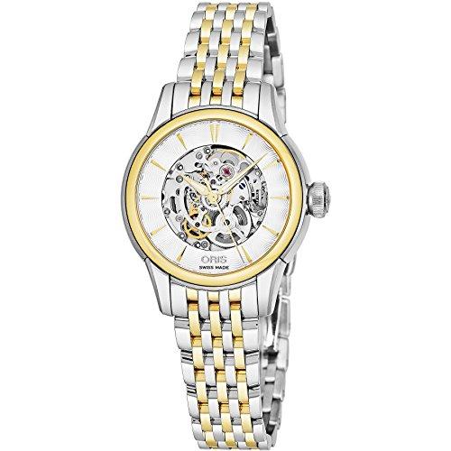 Oris Artelier Reloj de mujer automático 31mm 01 560 7687 4351-MB