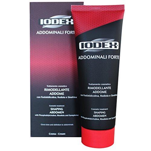 Iodex - Addominali forte crema