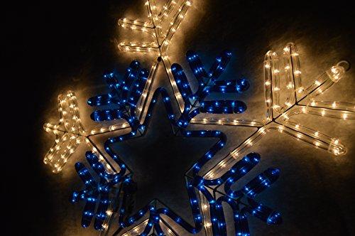 Decorazioni Luminose Per Interni : Decorazione natalizia luminosa per uso in interni ed esterni