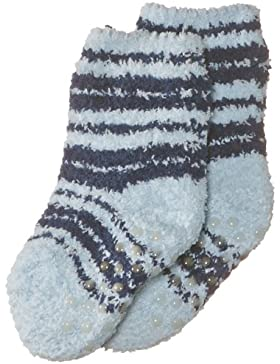 Playshoes Jungen Fleece-Socke Ringel