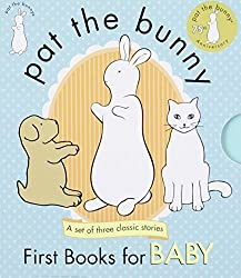 Pat the Bunny: First Books for Baby (Pat the Bunny) (Touch-and-Feel) by Dorothy Kunhardt (2015-01-06)
