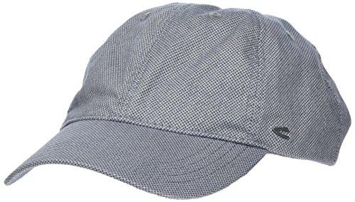 camel active Herren Baseball Cap 406110 7C11, Grau (Grey 05), 100 (Herstellergröße: L)