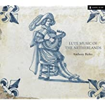 Lute Music of the Netherlands by BOOK / HUWET / VALLET / HOVE / ADR (2012-03-27)