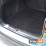 Passgenaue Kofferraummatte für Ihren Golf 7 | Ausführung: Variant | Baujahr: 2013 - April 2017 | Material: Gummi | Spitzenqualität
