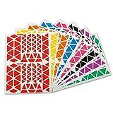 Gommettes-Dreieck APLI AGIPa x 200