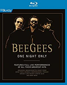 One Night Only [Blu-ray] [(SD-Blu-ray)]