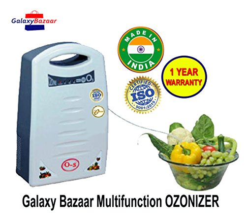 Galaxy Bazaar Plastic Fruits and Vegetables Purifier(White, Egurushoppe 003)