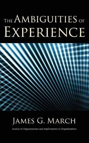 The Ambiguities of Experience (Messenger Lectures)