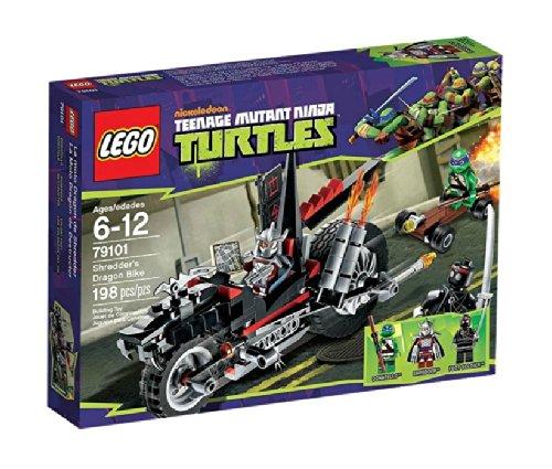 Lego Teenage Mutant Ninja Turtles 79101 - Shredders Turbobike