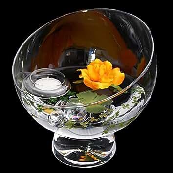 Suchergebnis auf Amazon.de für: glasschale rund - Glaskönig ... | {Küchen komplettangebote 32}