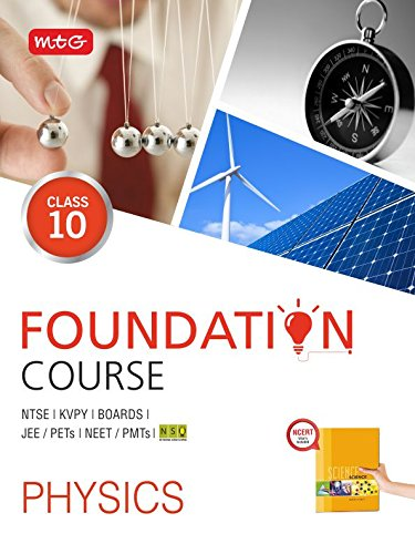 Physics Foundation Course for JEE/NEET/Olympiad - Class 10