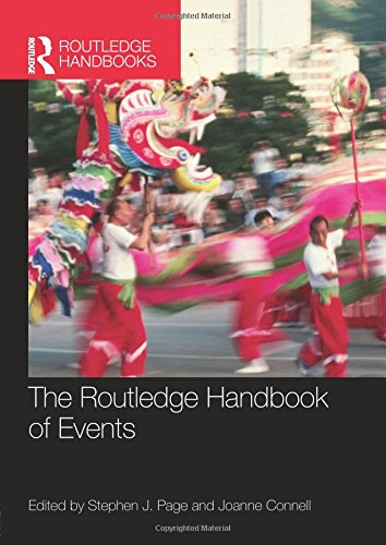 The Routledge Handbook of Events (Routledge Handbooks)