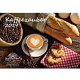 Kaffeezauber · DIN A4 · Premium Kalender 2019 · Bohne · Café · Latte Macchiato · Espresso · Kaffee · Edition Seelenzauber