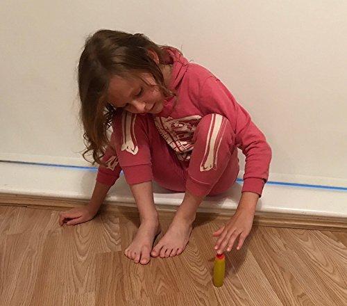 Mokuru-5-Stck-Desktop-Flip-Trommel-Spielzeug-Hand-Auge-Koordination-Konzentration-Trainer-Fortgeschrittene-Buche-Fun-Dimensional-Sided-Release-Angst-Aufmerksamkeit-Stress-fr-Kinder-und-Erwachsene-Fabr