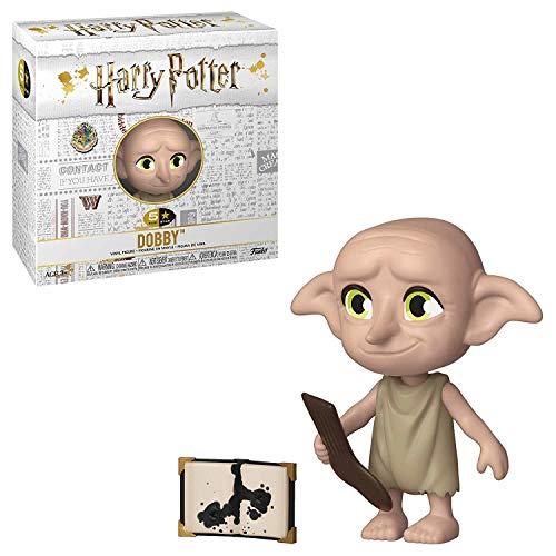 Funko 37267 5 Sterne: Harry Potter: Sammelfigur, Dobby, Mehrfarbig