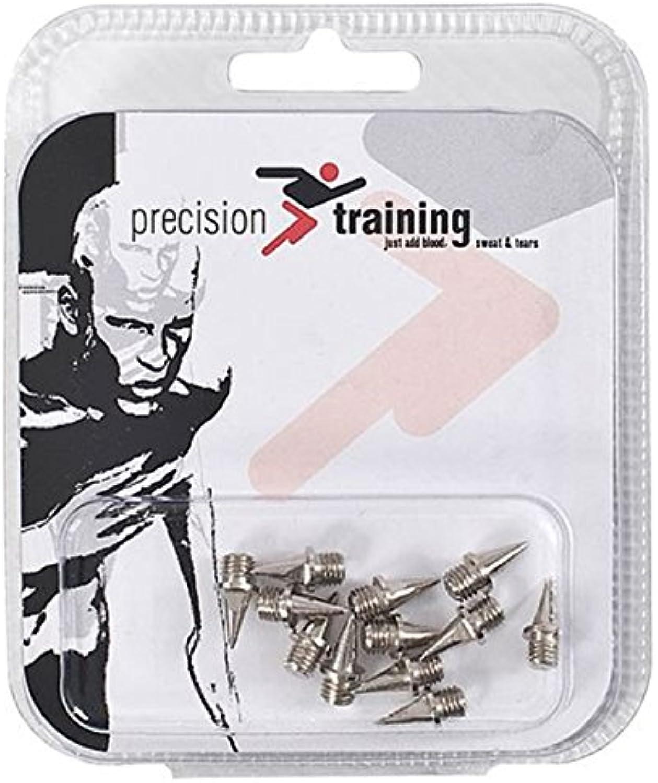 Precision Clavos Pyramid Entrenamiento Spikes 12u. 12mm.