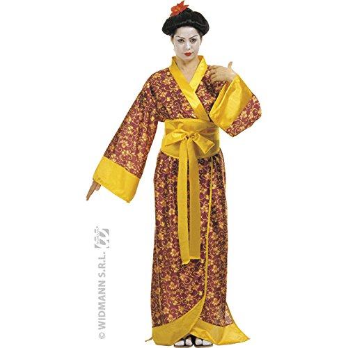 Imagen de disfraz de geisha maiko adulto
