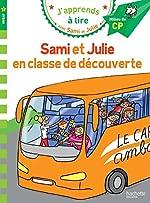 Sami et Julie CP Niveau 2 Sami et Julie en classe de découverte de Sandra Lebrun