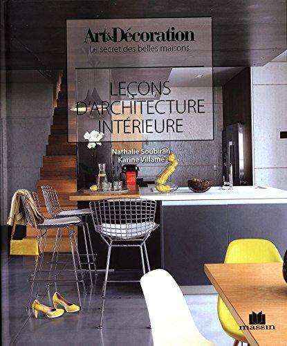 Leçons d'architectes d'intérieur par Nathalie Soubiran