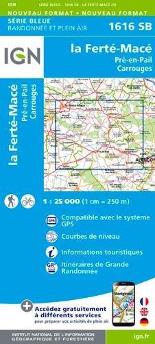 1616SB LA FERTE-MACE/PRE-EN-PAIL/CARROUGES