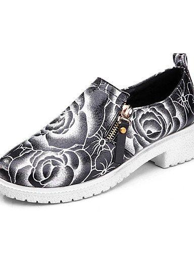 ZQ hug Scarpe Donna-Sneakers alla moda / Scarpe da ginnastica-Matrimonio / Tempo libero / Ufficio e lavoro / Formale / Casual / Sportivo / , red-us10.5 / eu42 / uk8.5 / cn43 , red-us10.5 / eu42 / uk8. black-us6.5-7 / eu37 / uk4.5-5 / cn37
