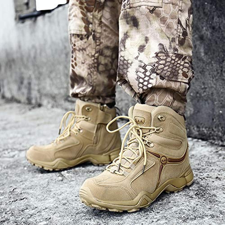 HCBYJ HCBYJ HCBYJ scarpa Scarpe da Trekking per l'outdoor, Stivali Militari, Appassionati di Militari, Scarpe da Deserto tattiche... | Molte varietà  076fe7