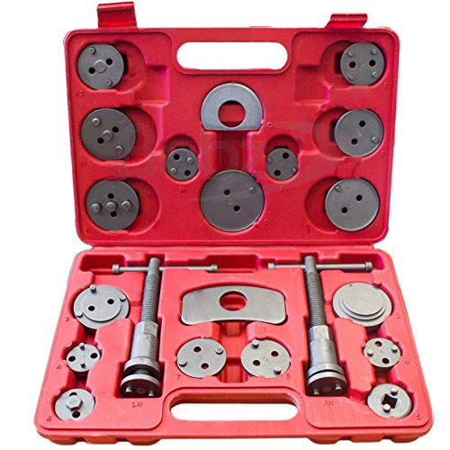 Babz 22 34 Universal Brake Caliper Piston Rewind Kit Wind Back Tool Car Vehicle Test