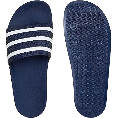 Adidas Adilette Badelatschen 288022 Blau