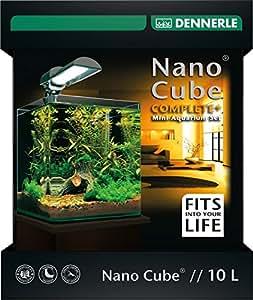 Dennerle  5937 NanoCube Complete+ 10 Liter