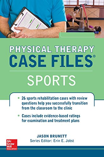 Physical Therapy Case Files, Sports (LANGE Case Files) (English ...