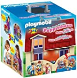 Playmobil Maletín casa de muñecas (5167)