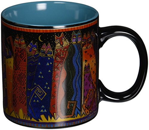 laurel-burch-laurel-burch-artistic-tasse-collection-santa-fe-katzen-anderen-mehrfarbig