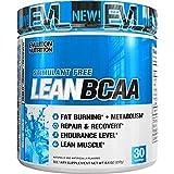 Evlution Nutrition LeanBCAA, BCAA's, CLA y L-Carnitina,...