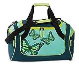 Reisetasche Sporttasche Schmetterling Sport Training Fitness Kinder Fußball Sport Freizeit Fa. Bowatex