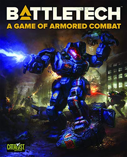 Catalyst Game Labs 3500D - BattleTech: BattleTech Game of Armored Combat