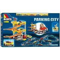 Moltó - Parking con 3 plantas, pistas y 5 coches (13426)