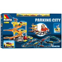 Molto - Parking con 3 plantas, pistas y 5 coches (13426)
