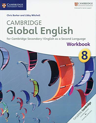 Cambridge Global English. Stages 7-9. Stage 8 Workbook
